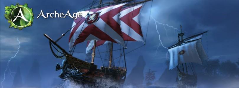 E3 2013 – Nuevo trailer y registro para la beta de ArcheAge en occidente