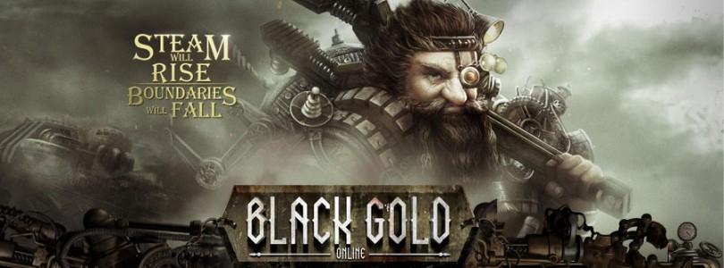 E3 2013 – Primeros trailers de presentación del nuevo MMORPG Black Gold