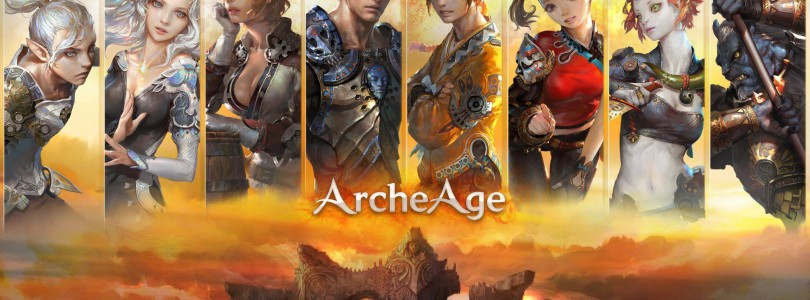 ArcheAge: Creación de personaje, primeros pasos y exploración