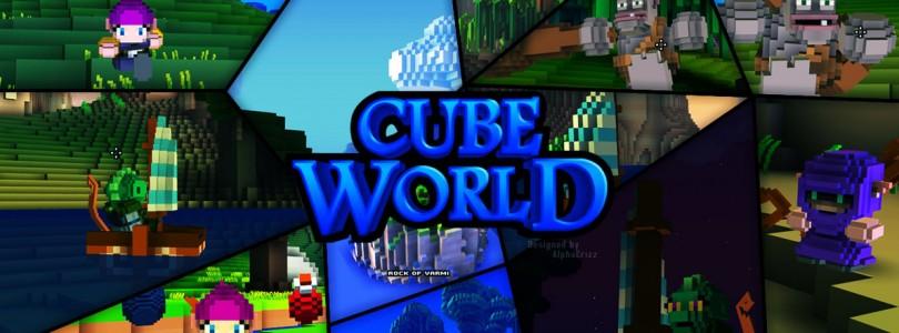 Cube World: Misiones, viaje, progresión y mascotas–Tutorial #2