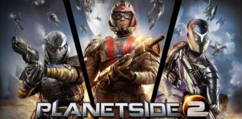 PlanetSide 2: La beta de PS4 llegará pronto a Europa