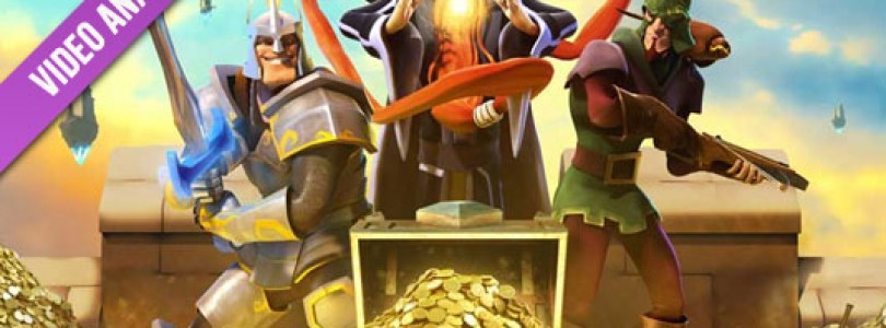 Video análisis en Español: The Mighty Quest For Epic Loot