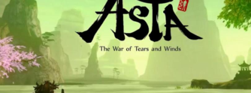 Nuevo trailer de Asta: The War of Tears and Winds