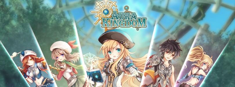 ¡Regalamos 500 paquetes de inicio de Aura Kingdom!