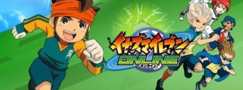 Anunciado Inazuma Eleven Online