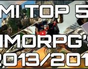 Opinión: TOP 5 MMO/MMORPGs para 2013/2014 por Mákina