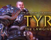 SMITE: Aparece un nuevo personaje Tyr