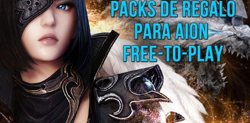 Sorteamos 10 packs con objetos, mascotas y monturas para AION free-to-play