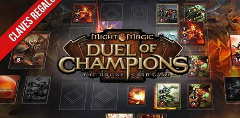 Codigos de regalo para Might & Magic: Duel of Champions