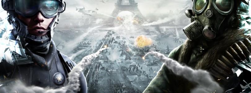 Ubisoft presenta Tom Clancy's EndWar Online