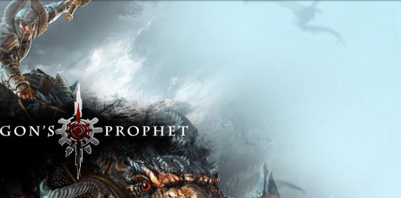 Lanzamiento oficial de  Dragon's Prophet