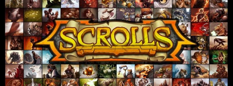 Scrolls: Lo último del creador de Minecraft