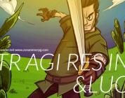 Comic– STR AGI RES INT & LUCK #4