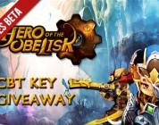 Repartimos claves para la beta cerrada de Hero of the Obelisk