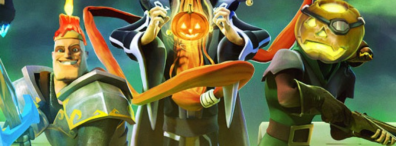 The Mighty Quest for Epic Loot – Jornada de puertas abiertas especial Halloween