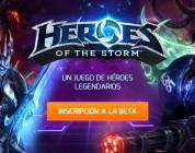 Detalles, trailer y registro para la beta de Heroes of the Storm, el MOBA de Blizzard