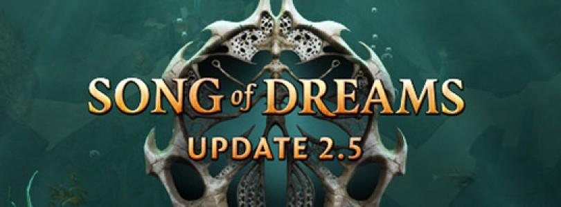 """Rift: Llega la actualización 2.5 """"Song of Dreams"""""""