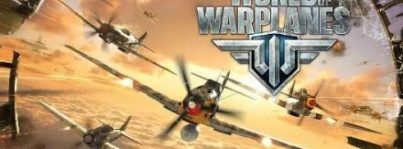 World of Warplanes: Nuevo vídeo tutorial