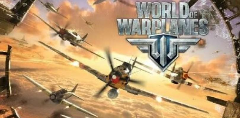 World of Warplanes: Nueva actualización y tráiler E3
