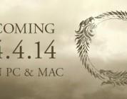 The Elder Scrolls Online se lanzara oficialmente el 4 de Abril de 2014
