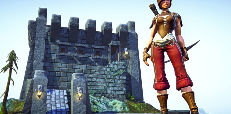 Primeras impresiones: Everquest Next Landmark por Mákina