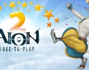 Aion celebra sus 2 años como juego free-to-play en Europa