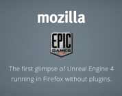 Unreal Engine 4 estará presente en Firefox