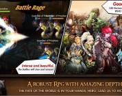 Heroes of Atlan: Un RPG clásico para Android e iOS