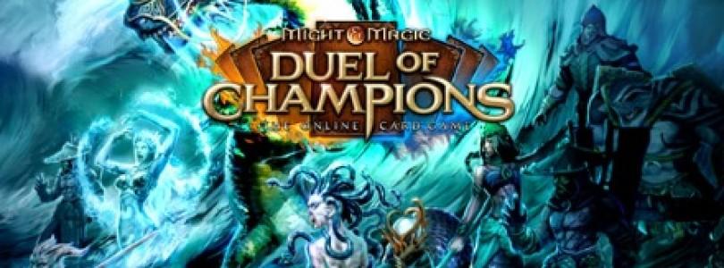 """Duel of Champion lanza su nueva expansión """"La perdición del grifo"""""""