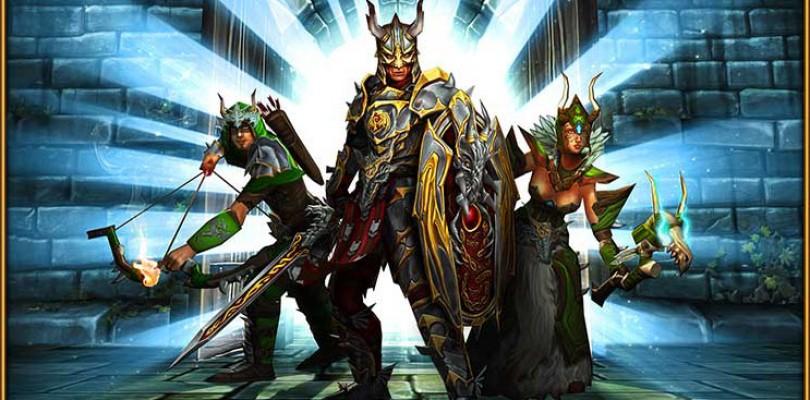 Celtic Heroes: Lanzamiento para Android