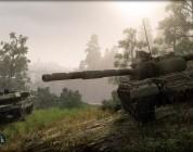 Armored Warfare: Anunciado el primer evento de «stress»