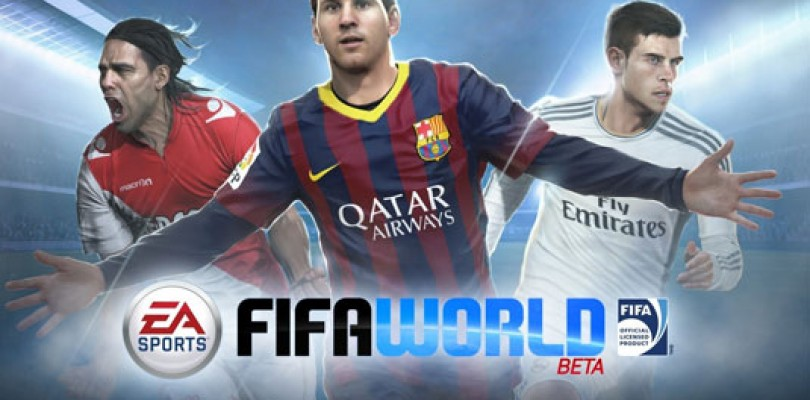 Arranca la beta abierta global en Español de FIFA World
