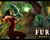 DC Universe Online: Amazon Fury #1 ya disponible