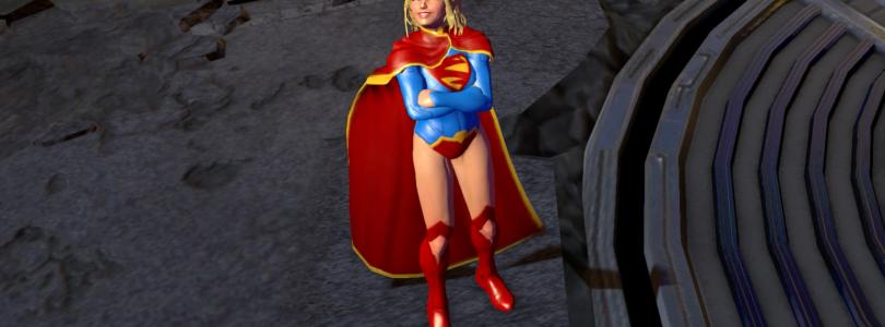 Infinite Crisis: Llegó la hora de Supergirl