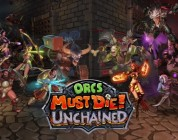 Impresiones: Orcs Must Die Unchained