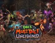 Orcs Must Die! Unchained – Primera actualización: Juramento del Príncipe de Arctos