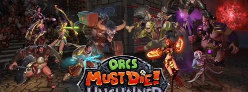 Orcs Mus Die! Unchained: Anunciado para PlayStation 4