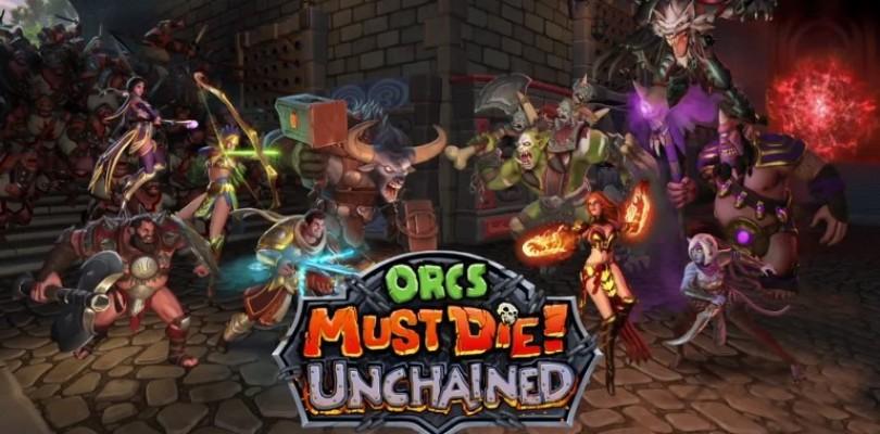 Orcs Must Die! Unchained comienza su segunda Beta Cerrada