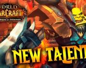Warlords of Draenor: Os enseñamos TODOS los nuevos talentos