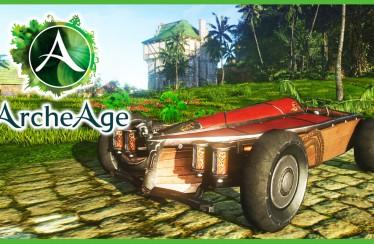 ArcheAge: Todo sobre las monturas