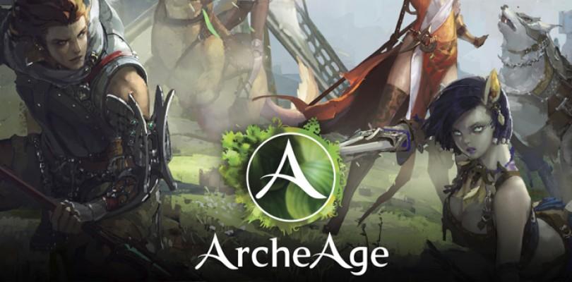 ArcheAge: ¡Lanzamiento y sorteo de un Silver Pack!