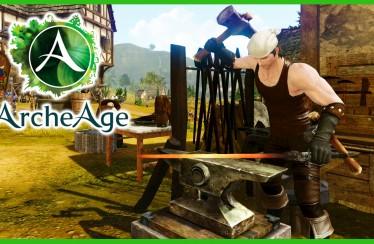 """Guía: Sistema de """"crafting"""" básico y avanzado en ArcheAge"""
