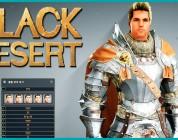 Black Desert: Creación de personajes