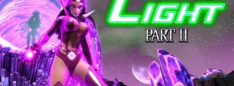 "DC Universe Online: Anunciado ""War of the Light"" segunda parte"
