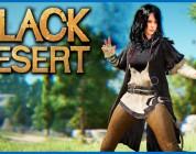 Black Desert: Gameplay con el Sorceress