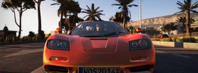 El mítico McLaren F1 es protagonista del nuevo trailer de World of Speed