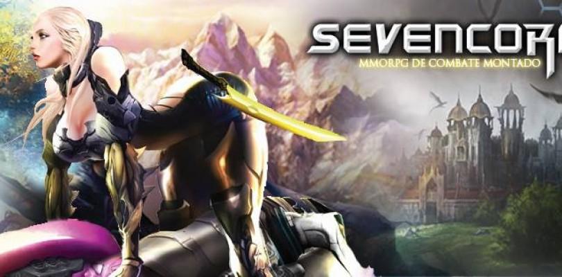Sevencore: Disponible en el portal de Webzen