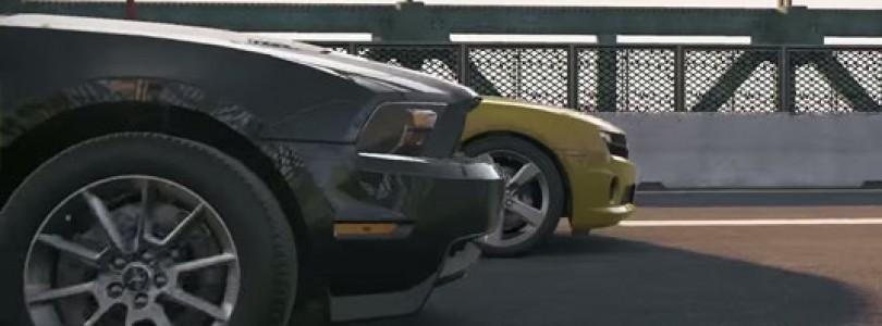 World of Speed – Un duelo en video entre un Ford Mustang GT y el Chevrolet Camaro SS