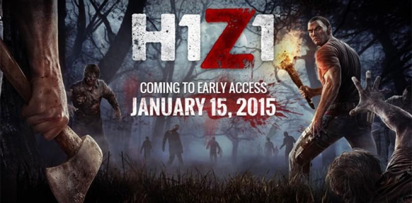 H1Z1: Entre 150 y 200 servidores para el Early Access