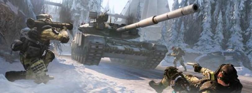 El frió siberiano llega con el nuevo mapa de Warface